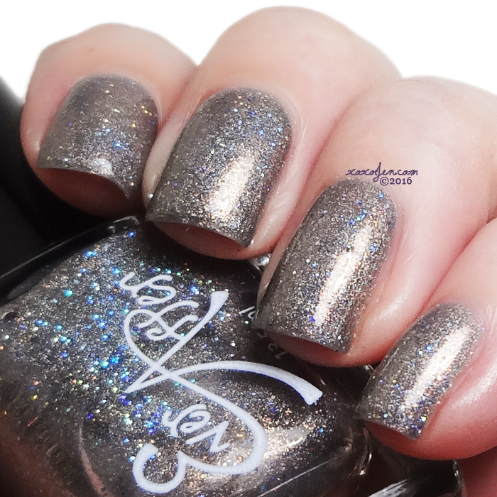 xoxoJen's swatch of Ever After Dancing Through Life
