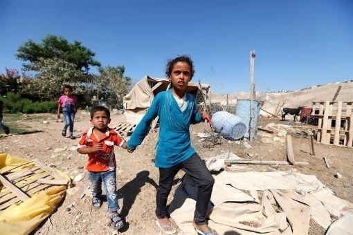 Israel exige a residentes de Jan al-Ahmar demoler sus casas