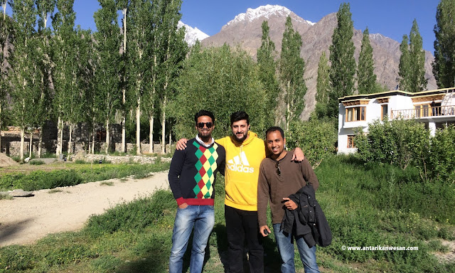 Budget Roadtrip to Leh Ladakh, Homestay in Hunder, Nubra Valley