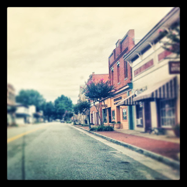 Main St. West Point, Virginia
