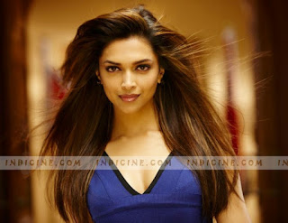 Deepika Padukone Long Open Hairs
