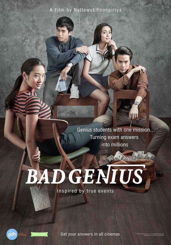 Bad Genius Movie 2017