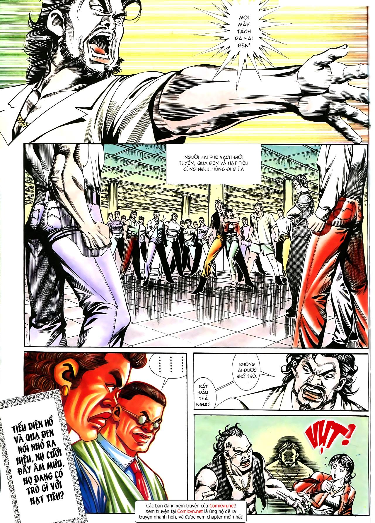 Người Trong Giang Hồ chapter 176: lật thua thành thắng trang 29