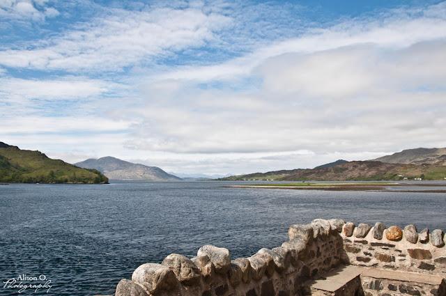 Roadtrip Écosse château Eilean Donan