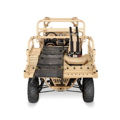 Turbo Diesel Polaris MRZR