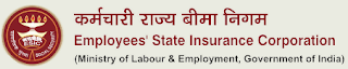 ESIC Recruitment 2017
