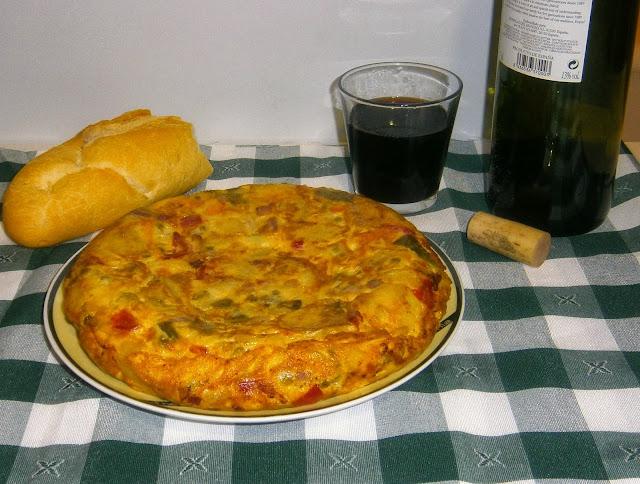 Tortilla Paisana.