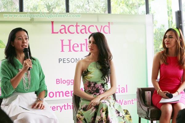 Lactacyd Blogger's Gathering #HaloLactacydHerbal