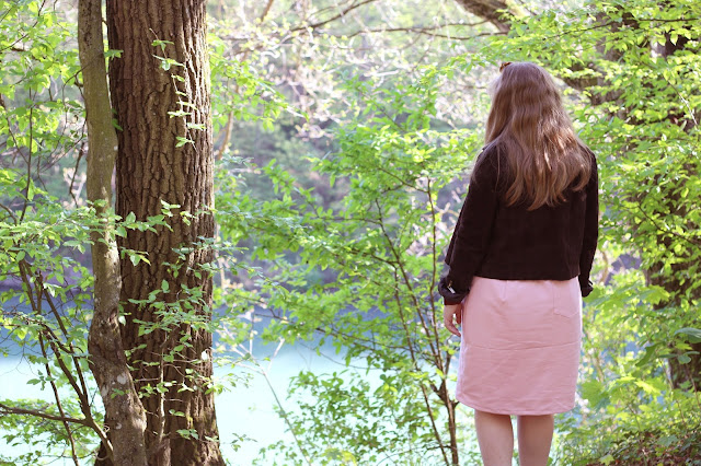 skirt, pink
