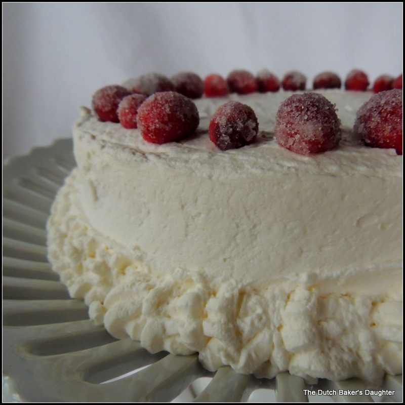 Layer Tres Leches Cake Recipe