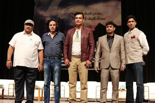 Vierendrra Lalit, Rahul Roy, Narendra Jha, Prasun Kumar, Trivikram Mattoo
