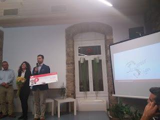 Ο Βαγγέλης Αυγουλάς νικητής της carrer sign
