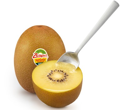 Sweet Start with a Kiwi, Zespri SunGold Kiwifruit, Kiwi, Fruits, Zespri SunGold