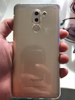 huawei honor 6x back camera