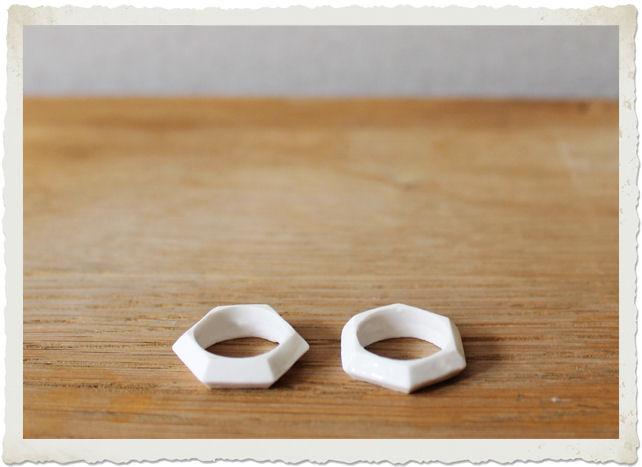 coppia di anelli Moko
