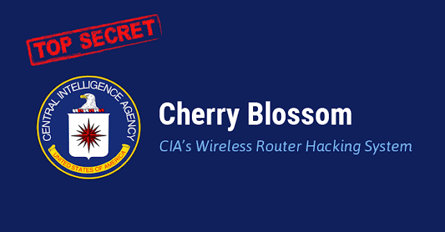 Cherry Blossom - CIA Wireless Hacking System