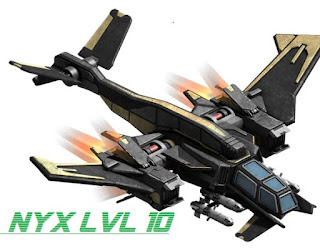 WAR COMMANDEER NYX LVL 10