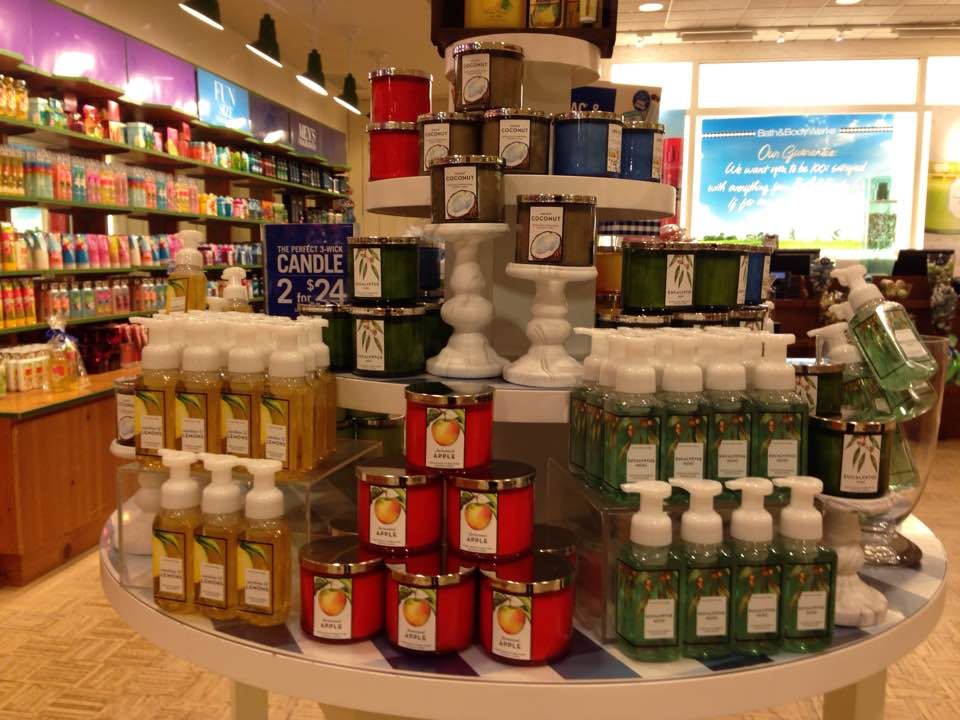 Bath & Body Works | Fresh Picked Collection Online and In Stores ...