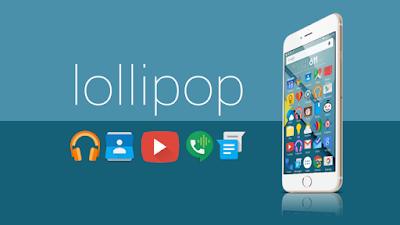 Cara Merubah Tampilan Android Jellybean Menjadi Lollipop