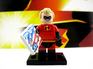 disney lego minifigure mr. incredible