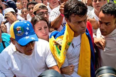 """""""Leopoldo López"""" fue nombrado Preso de Conciencia por Amnistía Internacional."""