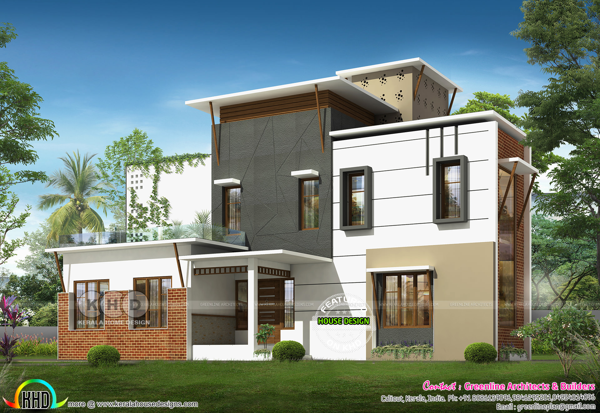 2018 - Kerala home design and floor plans Box House Contemporary Design Html on luxury box house, metal box house, cool box house, asian box house, christmas box house, classic box house, simple box house, tiny house box house, wooden box house, 2 story box house, futuristic box house, salsa box house, craftsman box house, american box house, cottage box house, fun box house,