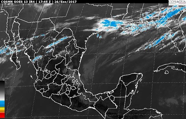 Tiempo estable con cielo mayormente despejado: 8.5  grados en Abalá