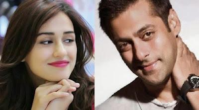 Disha Patani Will Not Romance Salman Khan-BHARAT