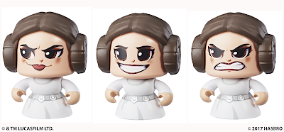Star Wars Princess Leia Mighty Muggs Figure by Hasbro