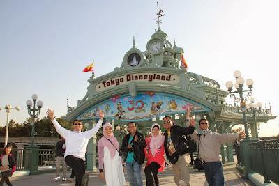 Paket Tour Jepang Cheria Holiday