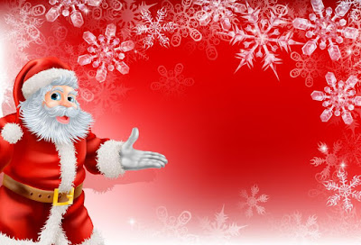 Happy Christmas santa images, dp, profile pic for whatsapp