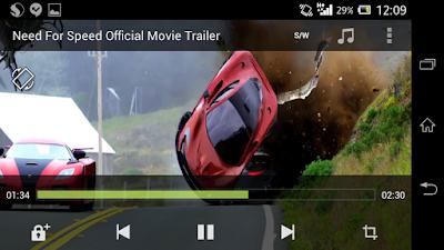 MX Player APK v1.7.40 video
