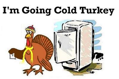 Cold Turkey afkicken