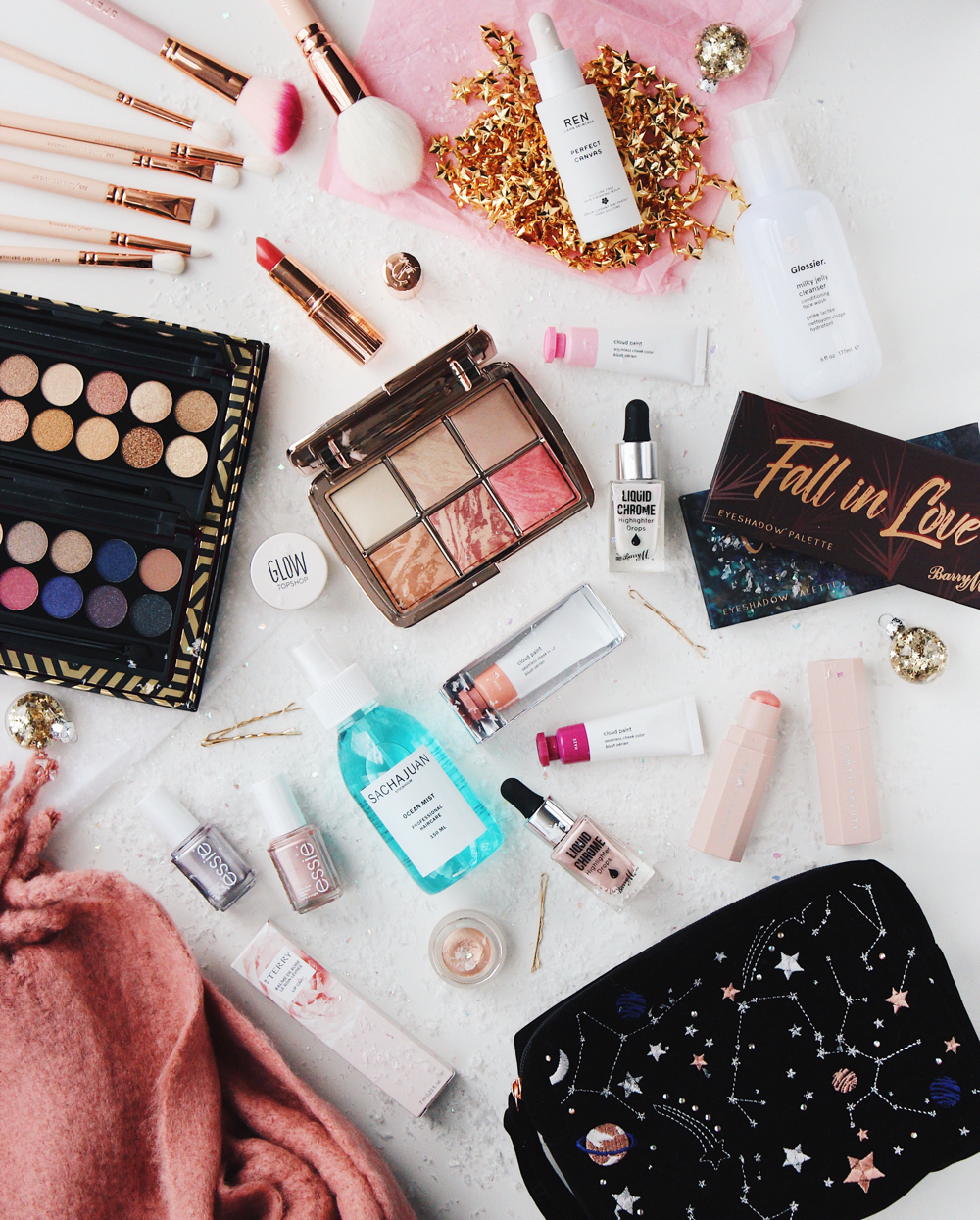 gift guide beauty 2017