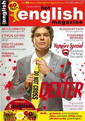 Hot English Magazine - Number 96