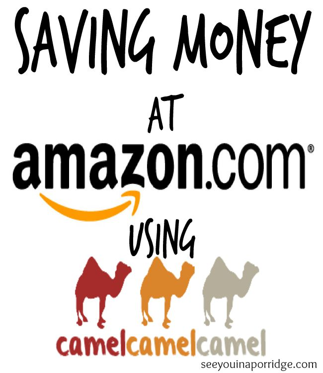 Saving Money at Amazon using CamelCamelCamel