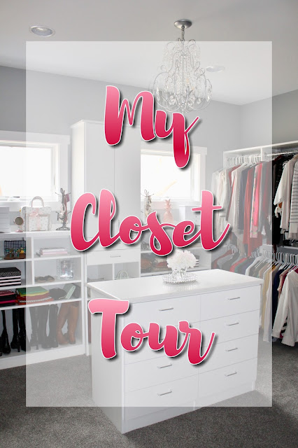 Living on Cloud Nine: MY CLOSET TOUR
