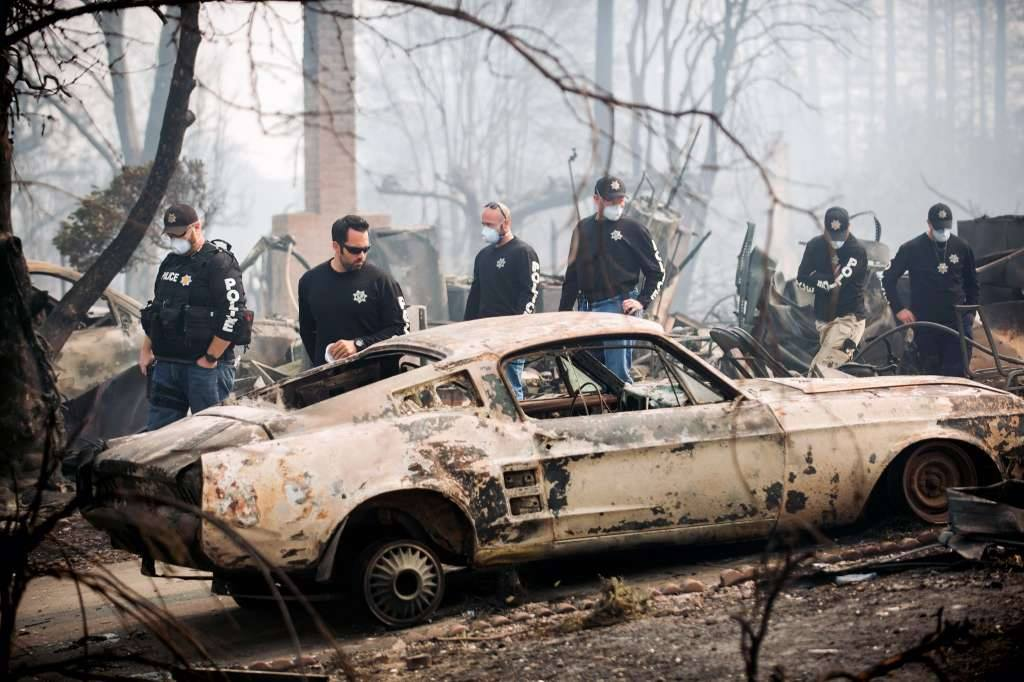 Just A Car Guy: some cool cars were lost in the fires