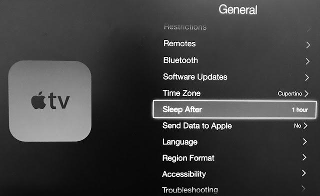 Cara Mematikan atau Hidupkan Ulang  TV Apple Anda 4