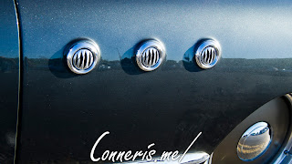Custom Buick Super Fender Vents