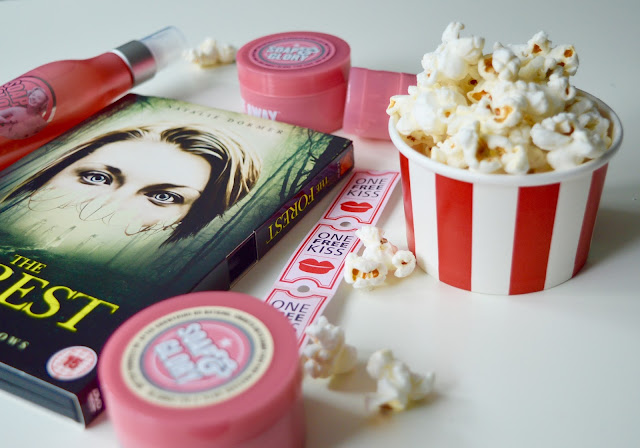 Popcorn and pampering