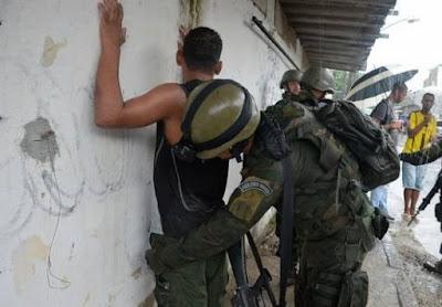 ONU se intromete e manifesta preocupação com intervenção no Rio