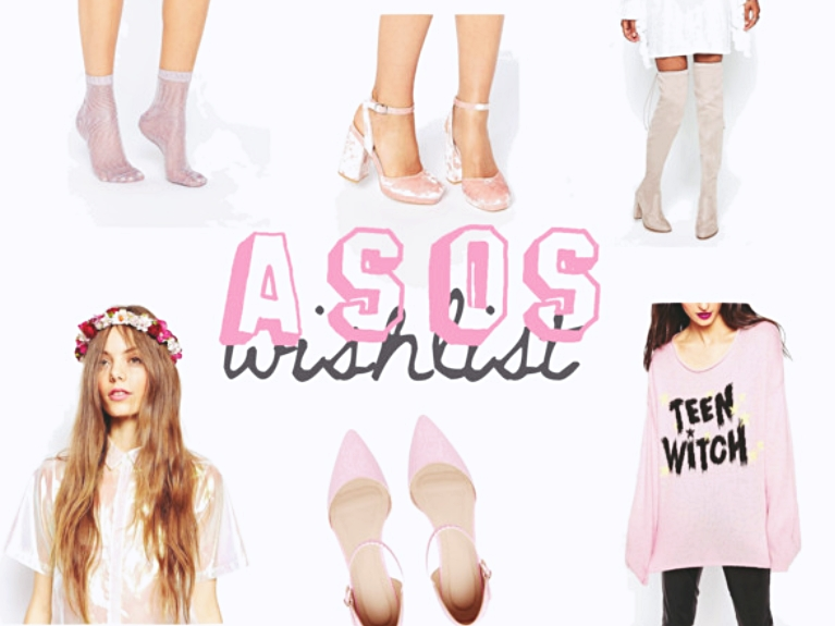asos fall 2016 wishlist