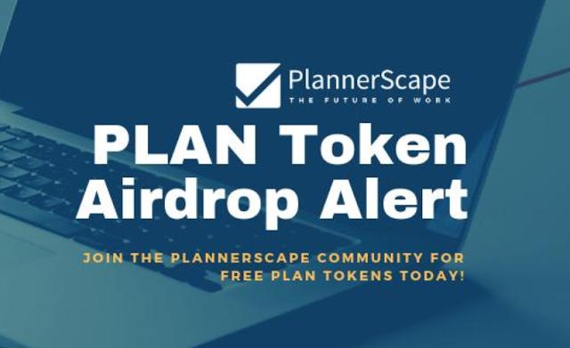 Airdrop Token PlannerScape Terbaru