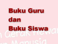Download Buku Guru dan Siswa SD/MI 1,2,3,5,6 K13 Revisi 2017