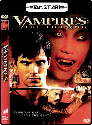 Vampires The Turning 2018 Dual Audio HDRip 480p 300Mb x264