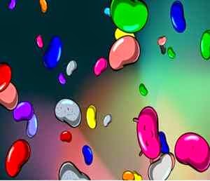 Memunculkan Easter Egg Android 4.1 4.2 Jelly Bean