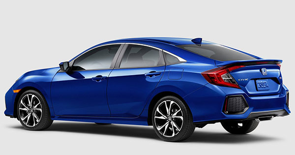 2018 honda si. brilliant honda 2018 honda civic si after the visual nightmare of hatchback i was  expecting worst for new sporty si version sedan and coupe in honda si