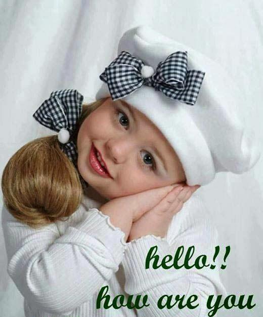 nice baby girl image wallpaper