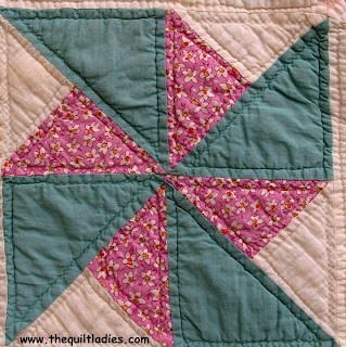 Free Pin Wheel Quilt Block Pattern